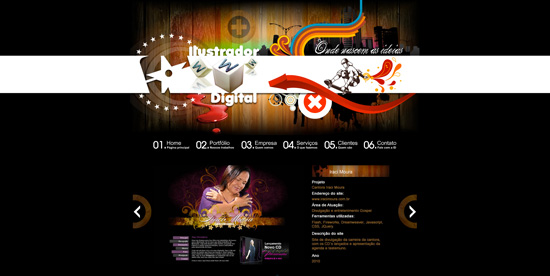 This Week's Top 10 Web Design #22