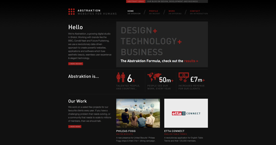 This Week's Top 10 Web Design #25