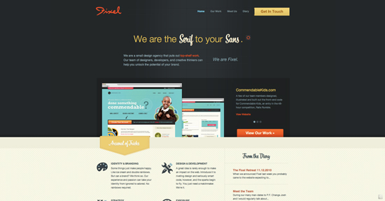 This Week's Top 10 Web Design #31