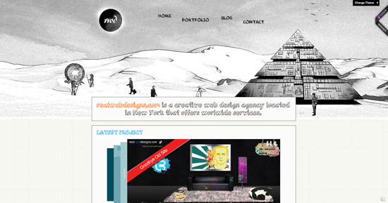 This Week's Top 10 Web Design #34