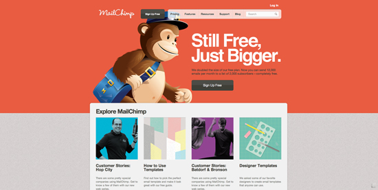 This Week's Top 10 Web Design #36