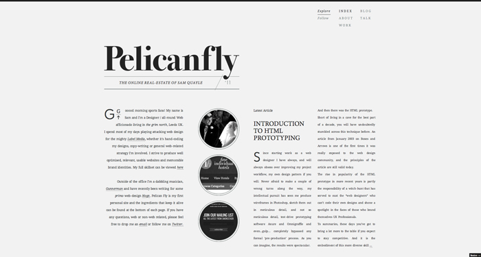 This Week's Top 10 Web Design #46