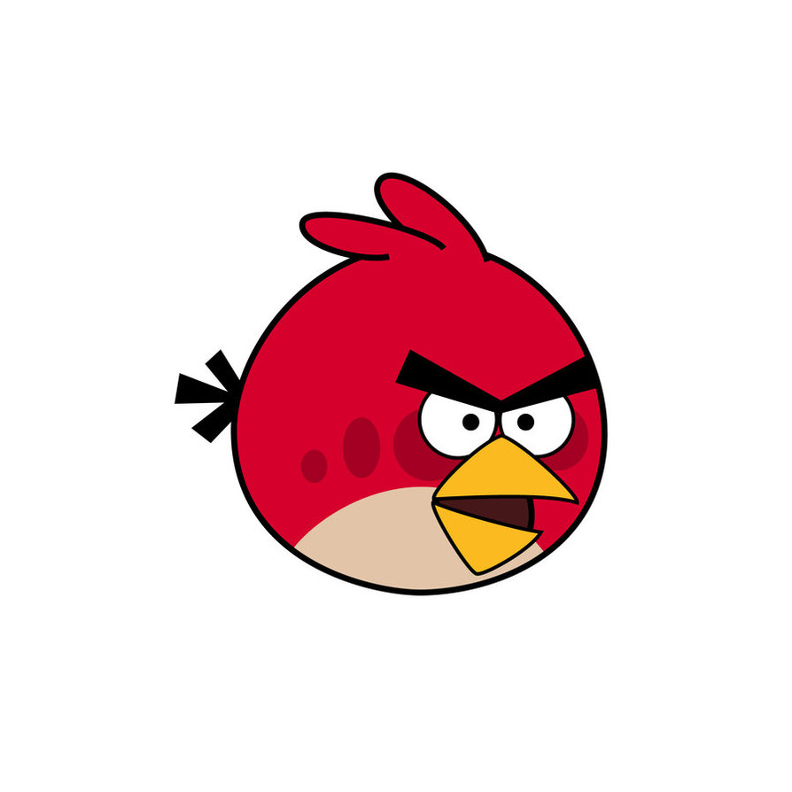 Character Design: Angry Birds - TheArtHunters