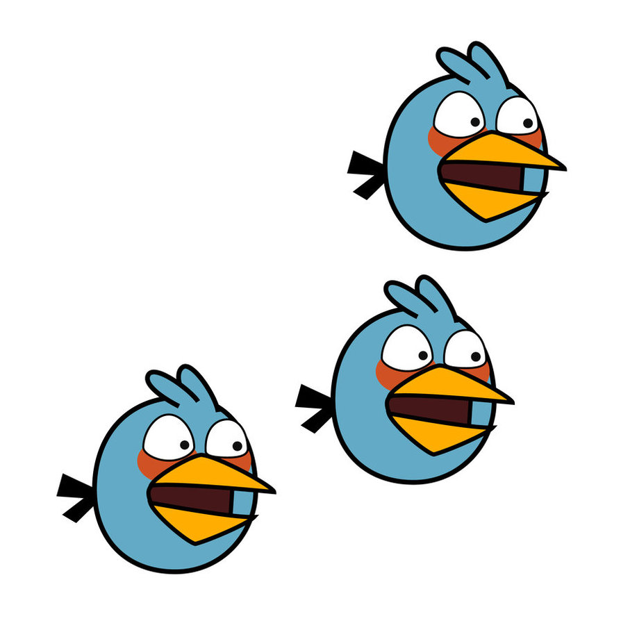 Character Design: Angry Birds