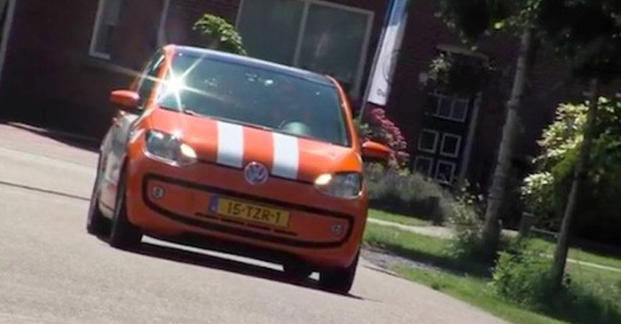 Creative Campaign: Volkswagen - Up Holland Up