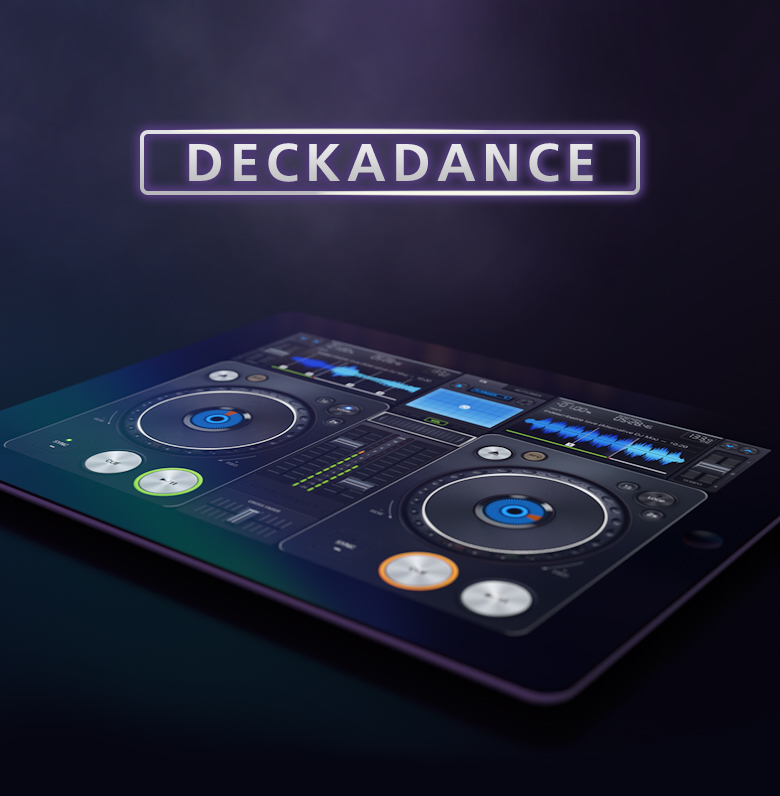 Deckadance UI Design