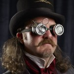 Steampunk Portrait