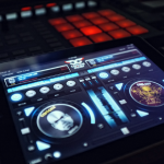 Carl Cox Interface Design