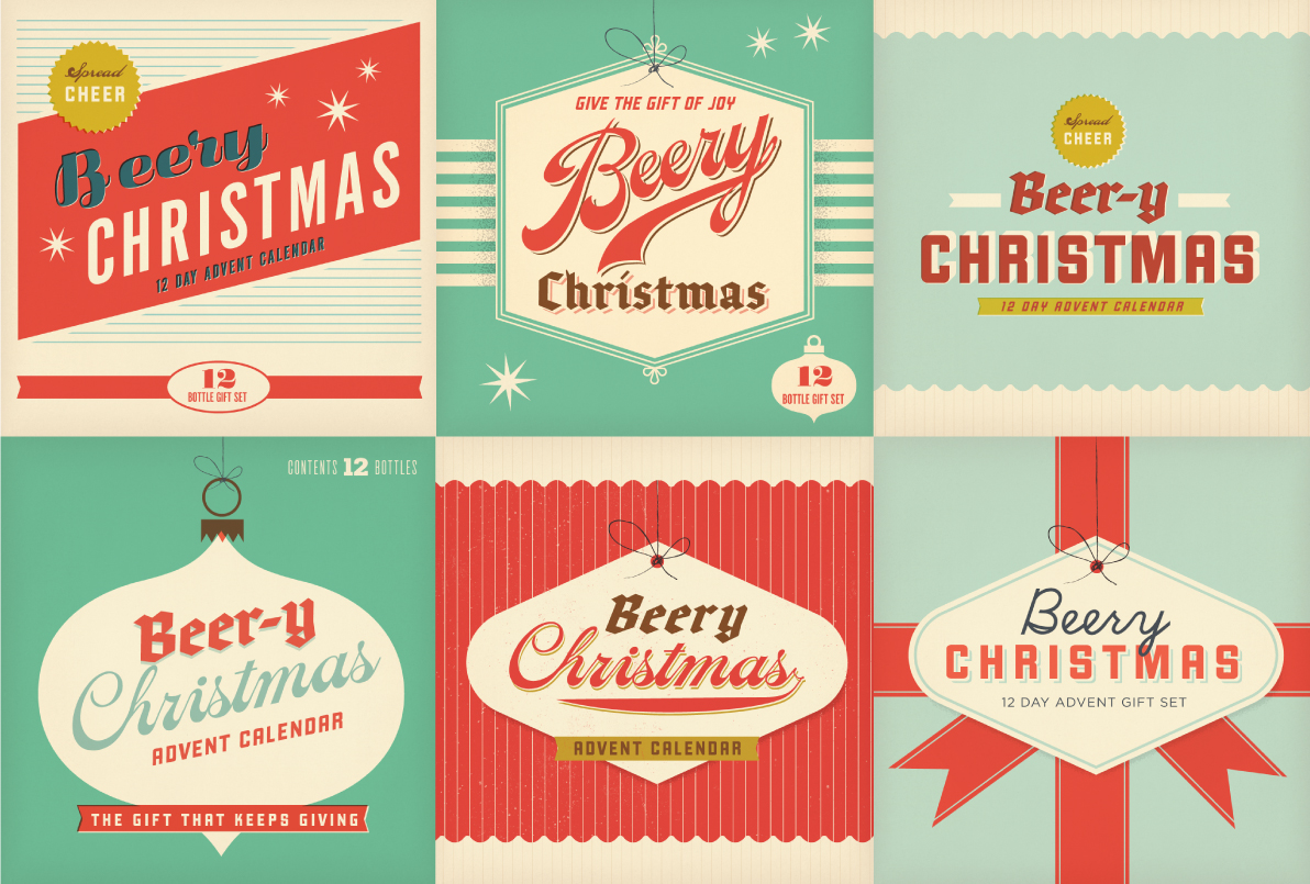 Beery Xmas Options