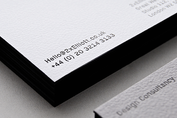 Two Times Elliott Stationery