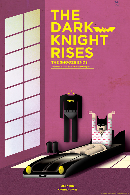 The Dark Knight Rises: The snooze ends