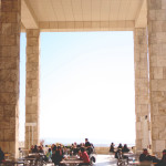 Lunch At The Getty