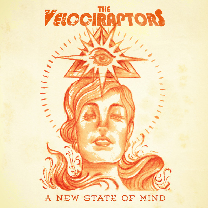 The Velociraptors - A new state of mind