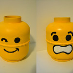 Custom Lego Head