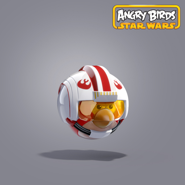 Angry Birds Star Wars Characters - TheArtHunters