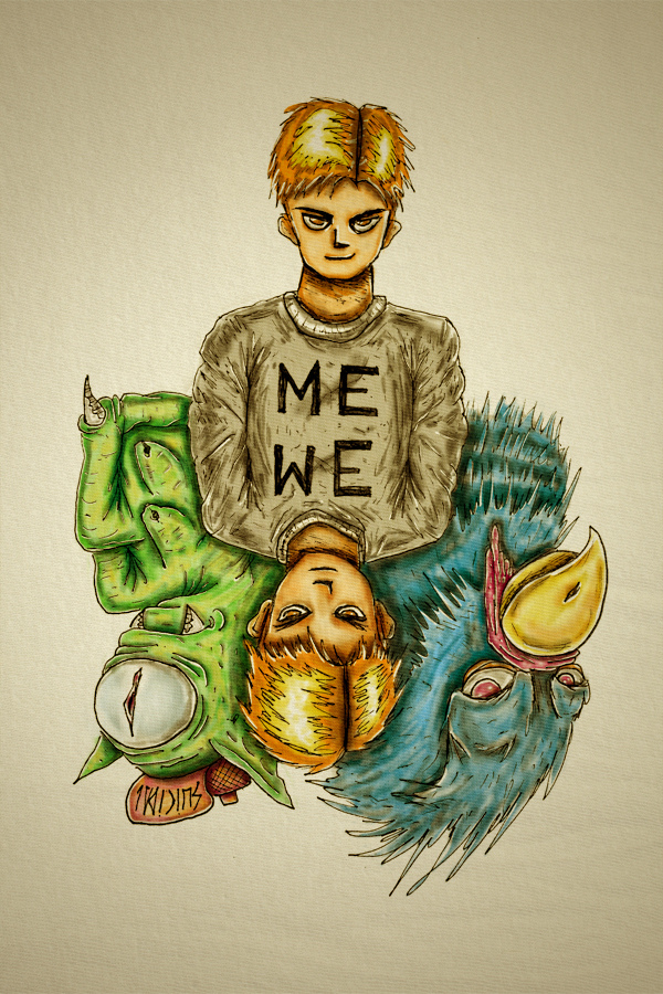 Me / We - Color