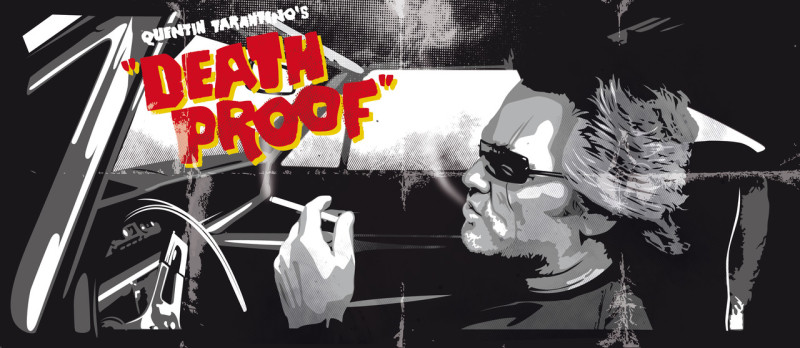 """Dedicated to Kurt Russell (Stuntman Mike in """"Death Proof"""")"""