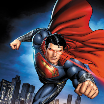Man of Steel: Superpowers