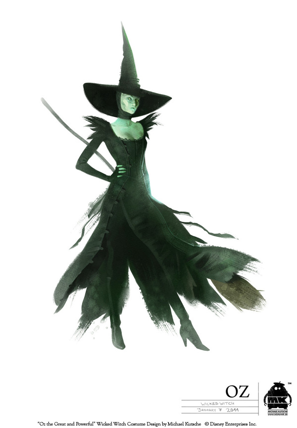 Oz the Great and Powerful Character