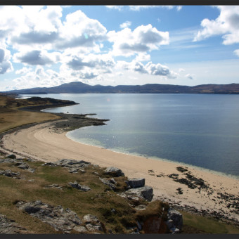 Towards Dunvegan Pier