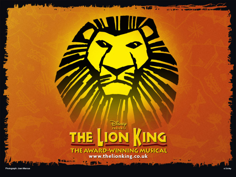 Musical Poster Inspiration The Lion King 44453 Thearthunters