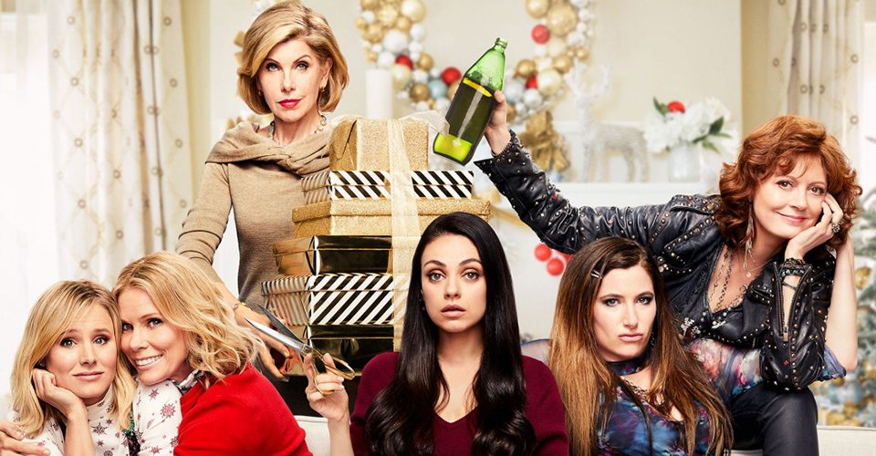 A Bad Moms Christmas Movie Poster.New Movie Posters For A Bad Moms Christmas Thearthunters