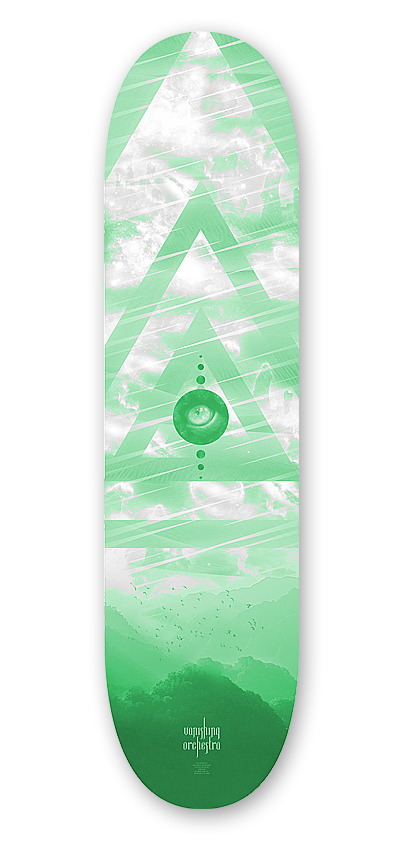 Well Designed Skateboard Decks