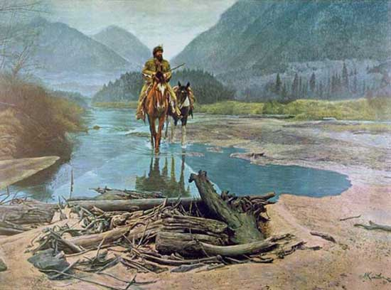 The American Spirit: The Frontier