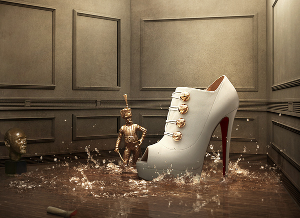 Louboutin's Stories