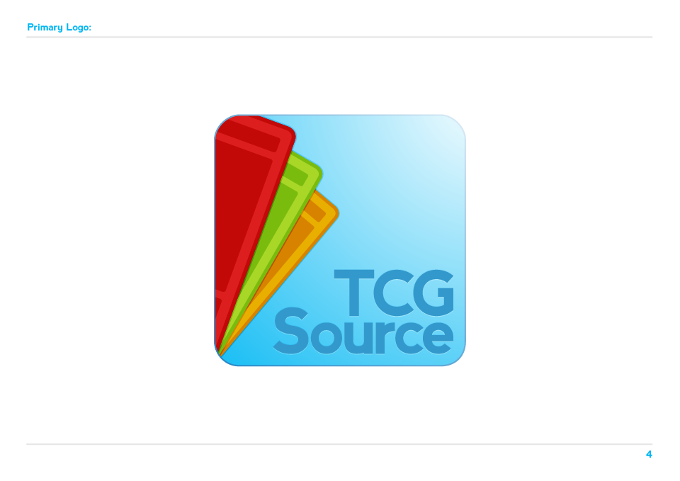 Brand Identity for TCG