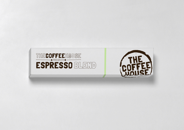 Brand Identity: The Coffee House