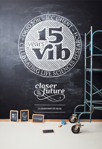 Creative Project: 15 years VIB