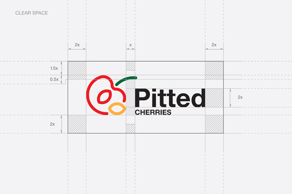 Brand Identity for Pitted Cherries