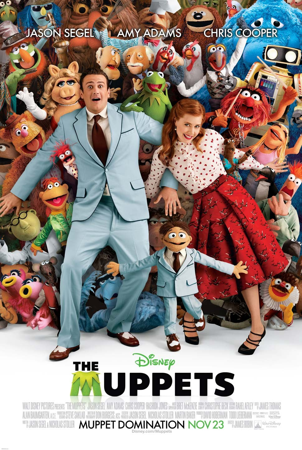 Movie Poster: The Muppets