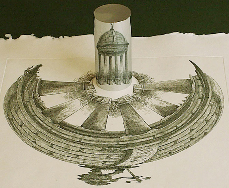 The Art of Anamorphosis