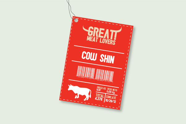 Brand Identity for Butcher Great! meat lovers