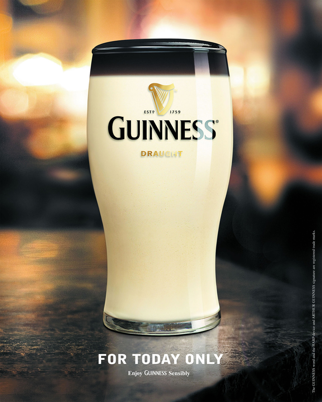 Creative Ads for Guinness