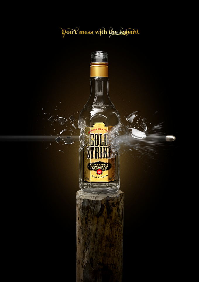Goldstrike: Don't Mess With the Legend