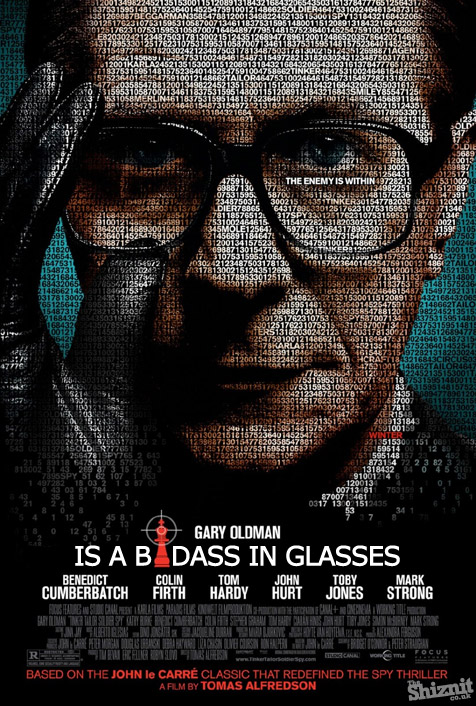 Oscar-nominated Movie Posters Telling the Truth