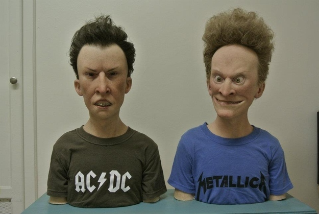 Real Life Beavis & Butt-head