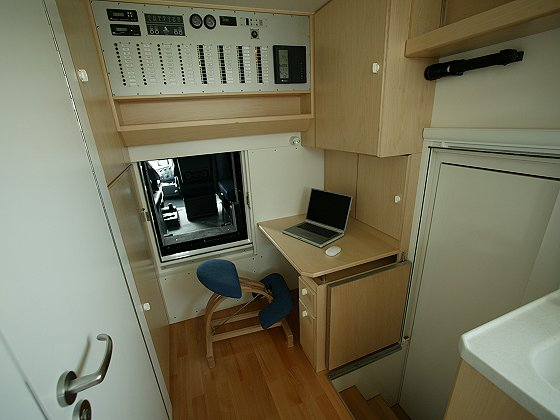 Living Inside an Awesome Truck