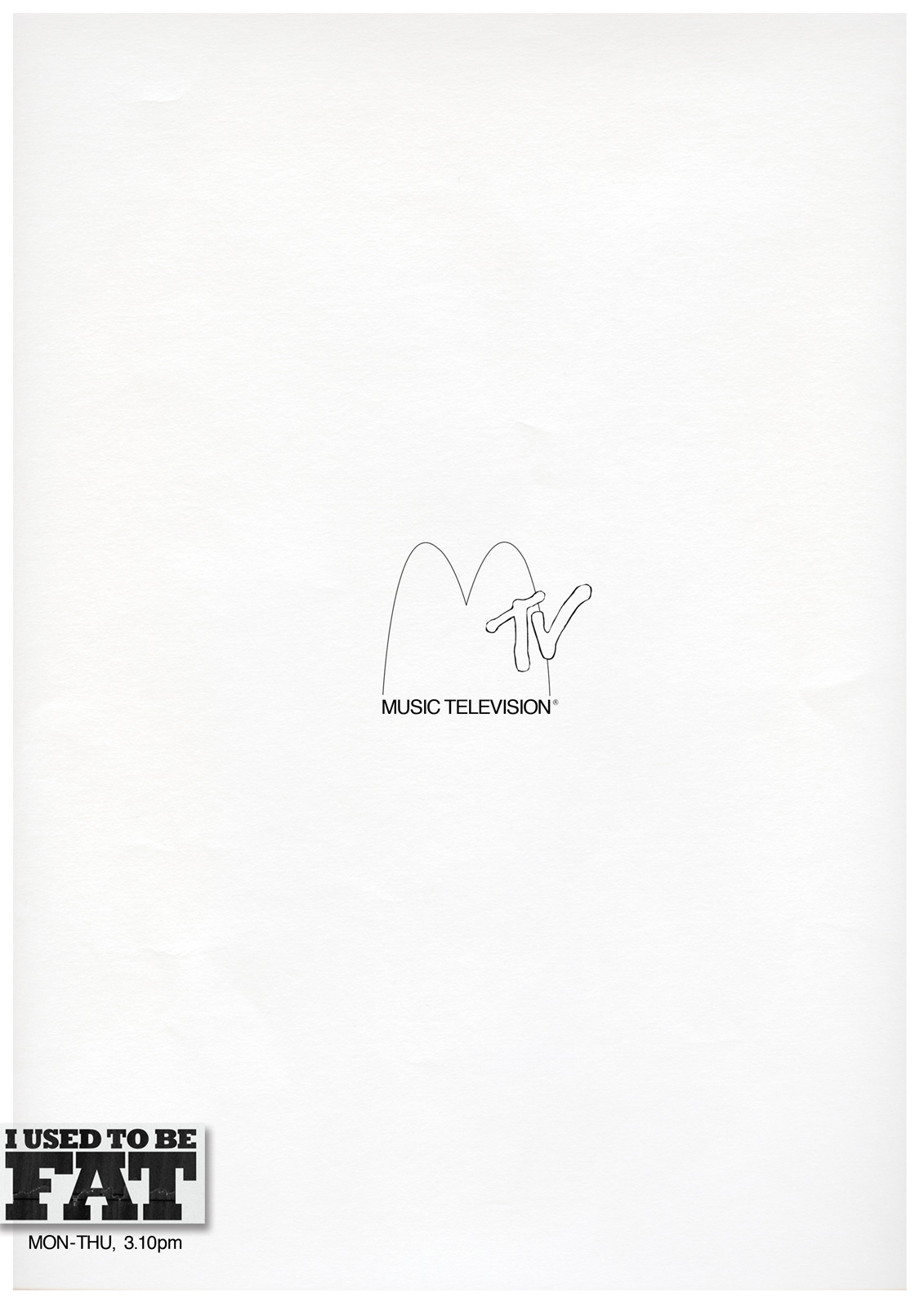 Creative MTV Ad