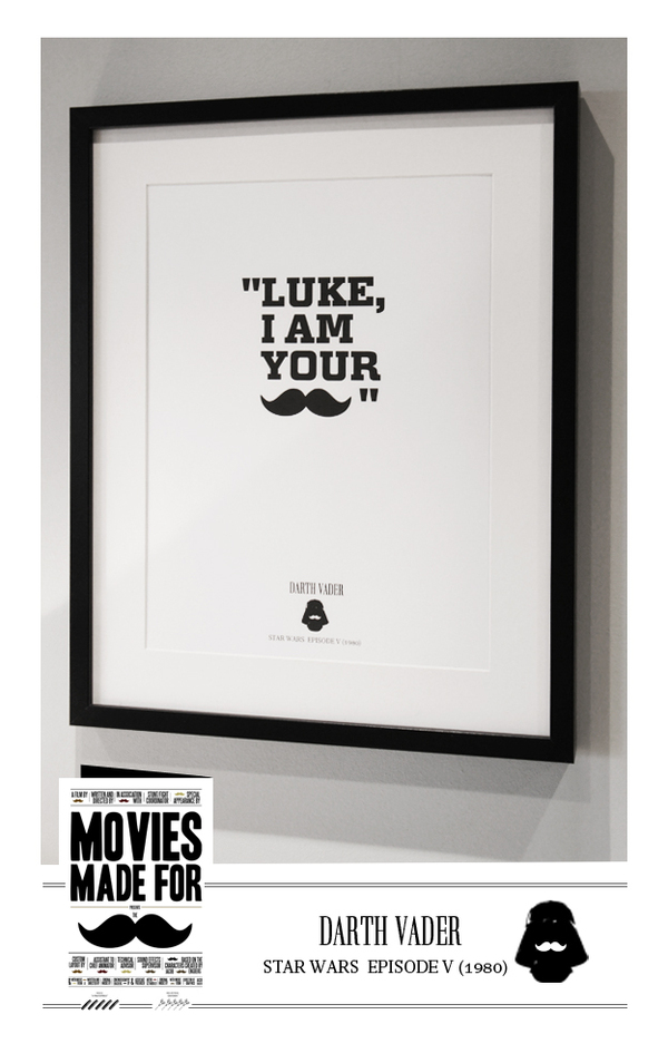Movies Made for the Mustache