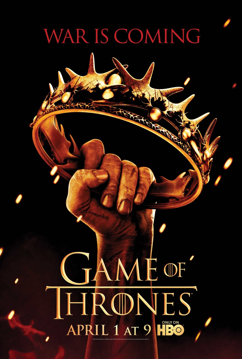 Game of Thrones TV Poster