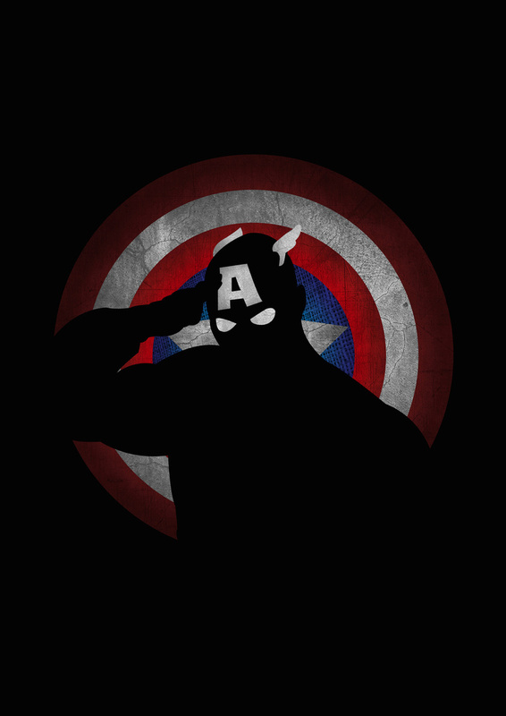 SuperHeroes Shadows