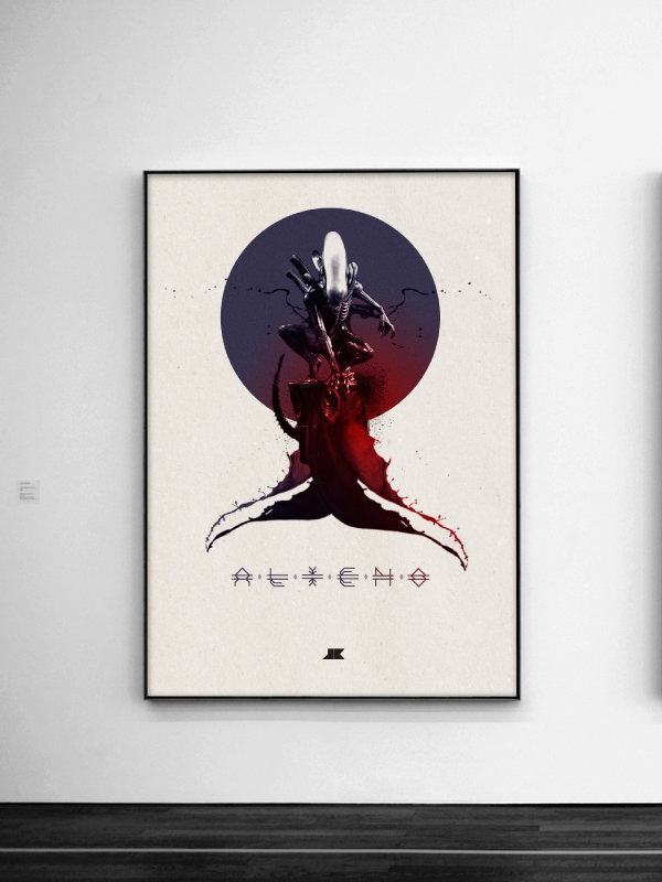 Poster Design: Heroes and Villains