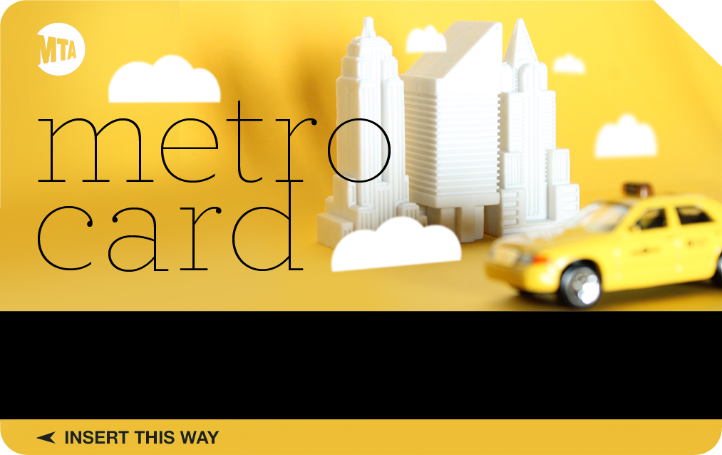 The Metrocard Project