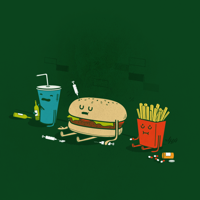 Funny Illustration