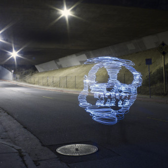 Impressive Light Graffiti