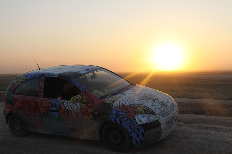 Un-Meant Mongol Rally - From Border to Border